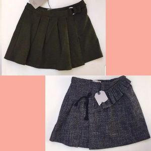 Zara Girl size 7 Skirts Bundle